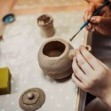 Enroll Your Child in a Pottery Class!